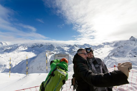 Mont du Vallonin huippu ei ole kolmen laakson alueen korkeimpia, mutta maisemat täältä ovat toppiluokkaa, läheisen Vanoisen kansallispuiston näkymistä aina Mont Blancille saakka.