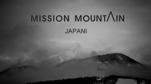 Mission Mountain- tiimin Ape Majava oli kymmenisen vuotta aiemmin nähnyt eräällä matkallaan postikortin, jossa oli kuvattuna upea tulivuorisaari Japanin luoteiskulmassa. Tästä kortista jäi hänelle haave päästä laskemaan suksilla huipulta.  Elokuva kertoo r