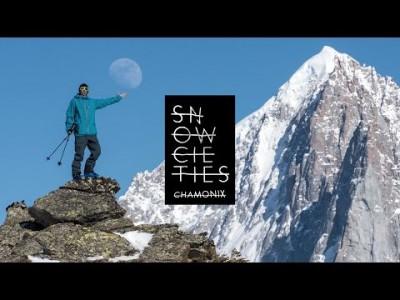 Chamonix on yksi maailman legendaarisimmista hiihtokaupungeista. Sen fiilis innostaa paitsi laskemiseen, myös taiteen tekemiseen ja wingsuit-liitämiseen.