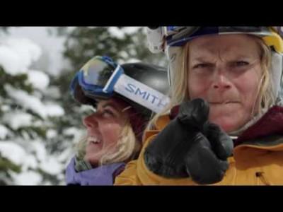 Jackson Hole kerää rohkeita laskijoita ympäri maailmaa jylhille seinämilleen. Angel Collinson ja Hadley Hammer seurasivat legendaarisimpien suksisankareiden jalanjälkiä kapeisiin kuluaareihin ja pelottaviin pudotuksiin.