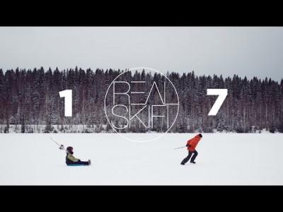 Real Skifi Episode 17 on täynnä tiivistä katulaskettelua viime talven lumisilta Jyväskylän kaduilta. Kekseliästä laskettelua on höystetty köysillä, pulkilla ja taikatempuilla.