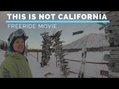 Suomalaisten vapaalaskijoiden moottorikelkka-avusteinen seikkailu Venäjälle