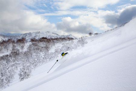 Sapporo Kokusain Asaridaken maastossa on upeita reittejä. Parhaiden reittien löytämiseksi ja rämpimisen välttämiseksi kannattaa harkita oppaan palkkaamista.