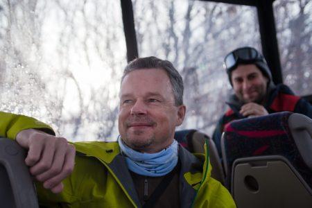 Luksustasoisella lumikissalla vuorelle nouseminen on helppoa ja mukavaa. Hintaakin kertyy, mutta vastineesta tulee helposti sijoituksen arvoinen.