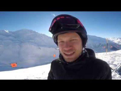 Lumipallon testiryhmä kävi katsastamassa Andermattin joulukuun puolivälissä 2018. Gemsstockin huipun lumimittari näytti tuolloin jo pitkälti neljättä metriä ja olosuhteet olivat muutenkin otollisimmillaan. Voiko kauden startti enää parempi olla?