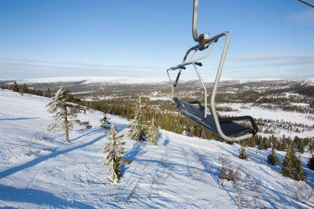 Sälen on Åren ohella Ruotsin tunnetuimpia hiihtokeskuksia.