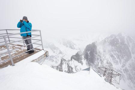 Tatranská Lomnican korkeimmalle Lomnický štít -huipulle vievään hissiin ei saa ottaa laskuvälinettä. Eikä alas pääsekään kuin extreme-rännejä pitkin. Omin voimin kiivenneitä laskijoita ränneissä voi kuitenkin joskus havaita.