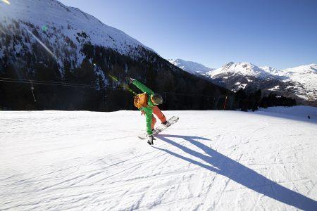 Bormion Cima Piazzi -hiihtoalue sopii kiireettömään, mutta vauhdikkaaseen rinnenautiskeluun. Vähemmän tunnetun alueen rinteessä on tilaa kikkailla oman maun mukaan.
