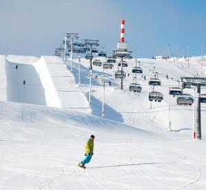 Ruka - hiihtokeskus