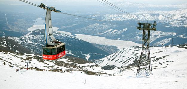 Åre - hiihtokeskus