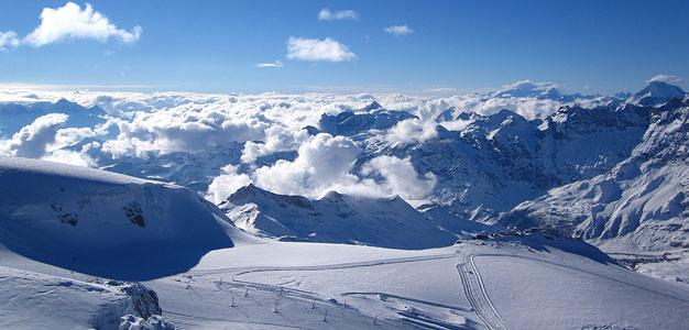 Cervinia-hiihtokeskus