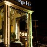 BadGastein Hotel Salzburger Hofin sisäänkäynti