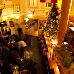 Hotel Salzburger Hofin ravintolatunnelmaa
