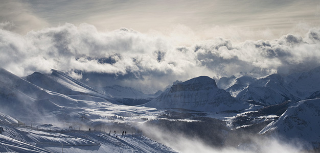 Banff - hiihtokeskus
