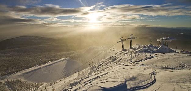 Big White - hiihtokeskus