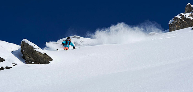 Davos - hiihtokeskus