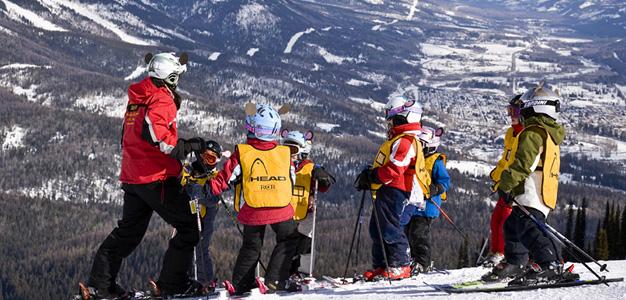 Fernie - hiihtokeskus