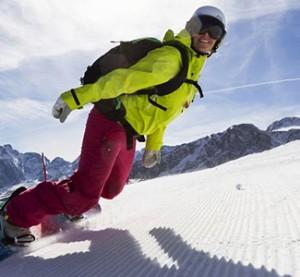 Garmisch-Partenkirchen - hiihtokeskus