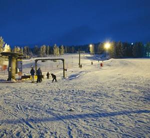Hetta hiihtomaa - hiihtokeskus