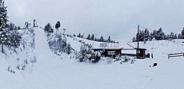 Hiittenharju - hiihtokeskus