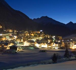 Ischgl - hiihtokeskus