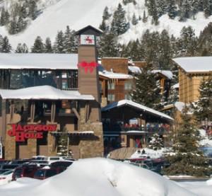 Jackson Hole - hiihtokeskus