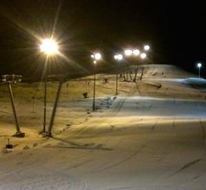 Kaustinen - hiihtokeskus