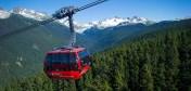 Vuorimaisema Whistleristä