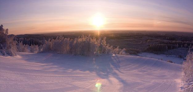 Mustavaara - hiihtokeskus