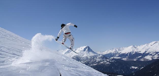 Nauders - hiihtokeskus