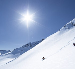 Obergurgl - hiihtokeskus