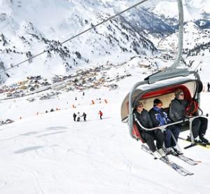 Obertauern - hiihtokeskus