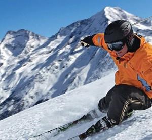 Saas Fee - hiihtokeskus