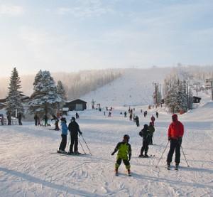 Sälen - hiihtokeskus