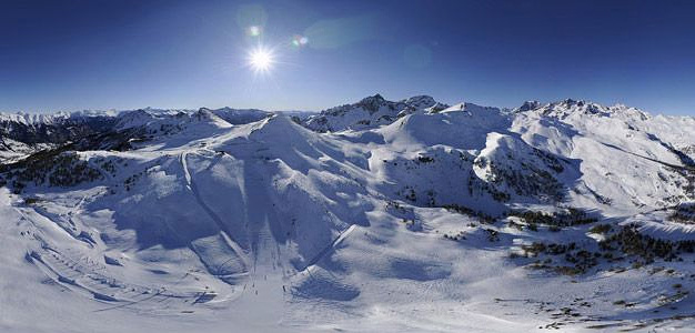 Serre Chevalier - hiihtokeskus