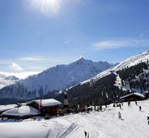 Sölden - hiihtokeskus