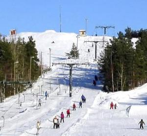 Sotkanrinteet - hiihtokeskus