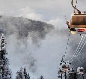 Mont Tremblant - hiihtokeskus