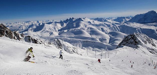 Alpe d'Huez - hiihtokeskus