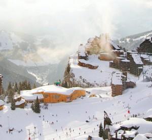 Morzine ja Avoriaz - hiihtokeskus