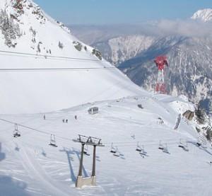 Bad Gastein - hiihtokeskus