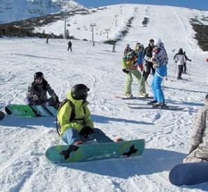 Bansko - hiihtokeskus