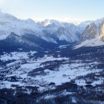 Cortina kylä