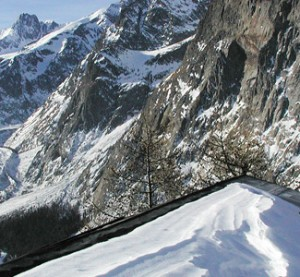 Courmayeur-hiihtokeskus