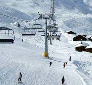 Disentis - hiihtokeskus