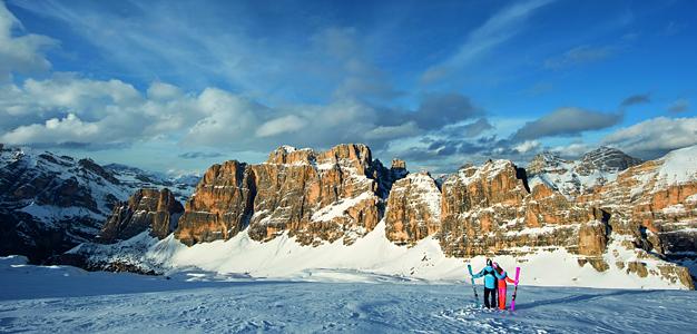 Dolomiti SuperSki -hiihtokeskus