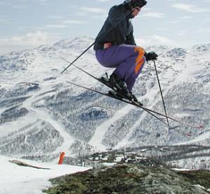 Hemsedal - hiihtokeskus