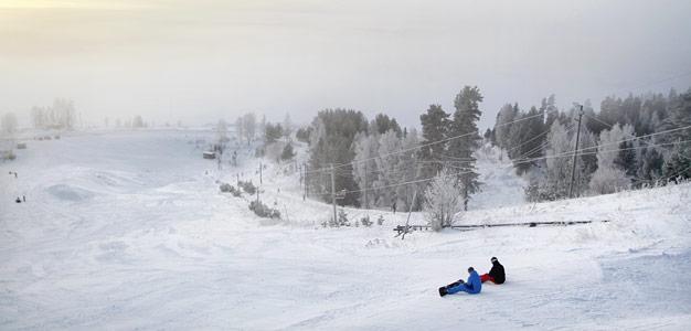 Kalpalinna / Calpis - hiihtokeskus