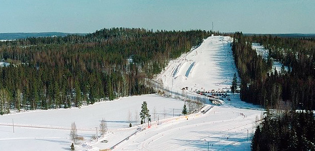 Korkeakangas - hiihtokeskus