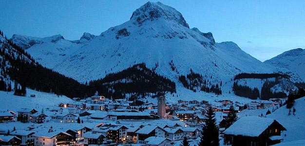 Lech - hiihtokeskus